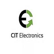 CE CIT ELECTRONICS