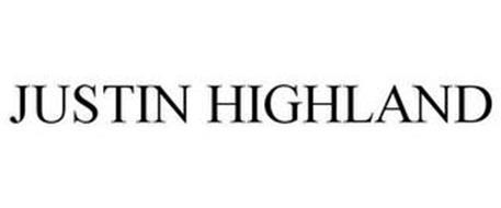 JUSTIN HIGHLAND