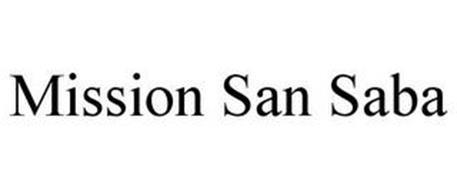 MISSION SAN SABA