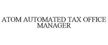 ATOM AUTOMATED TAX OFFICE MANAGER