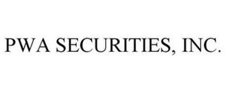 PWA SECURITIES, INC.