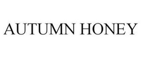 AUTUMN HONEY