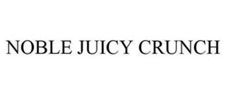 NOBLE JUICY CRUNCH