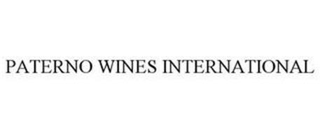 PATERNO WINES INTERNATIONAL