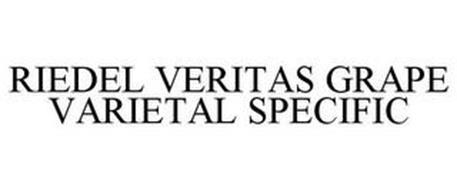 RIEDEL VERITAS GRAPE VARIETAL SPECIFIC