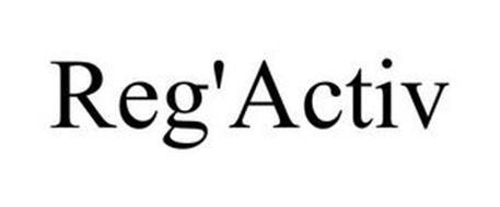 REG'ACTIV