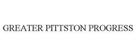 GREATER PITTSTON PROGRESS