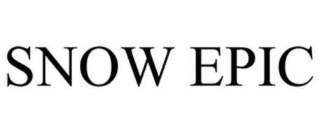 SNOW EPIC
