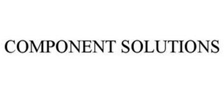 COMPONENT SOLUTIONS