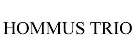 HOMMUS TRIO