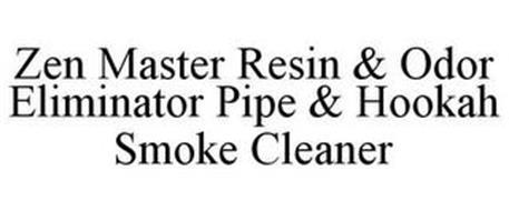 ZEN MASTER RESIN & ODOR ELIMINATOR PIPE & HOOKAH SMOKE CLEANER
