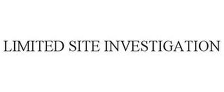 LIMITED SITE INVESTIGATION