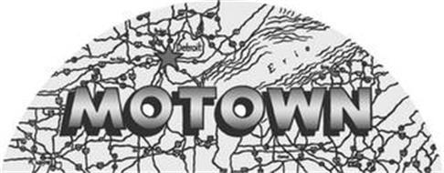 MOTOWN DETROIT PONTIAC ANN ARBOR FT. WAYNE ERIE