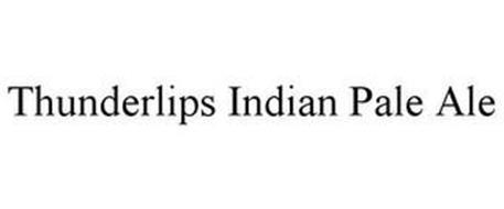 THUNDERLIPS INDIA PALE ALE