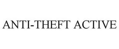 ANTI-THEFT ACTIVE