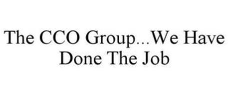 THE CCO GROUP...WE HAVE DONE THE JOB