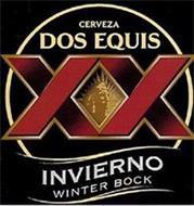 CERVEZA DOS EQUIS XX INVIERNO WINTER BOCK
