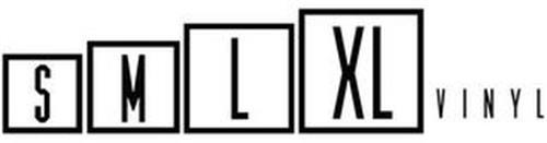 S M L XL VINYL