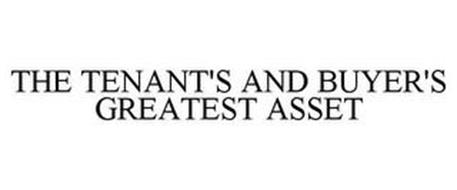THE TENANT'S AND BUYER'S GREATEST ASSET