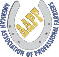 AMERICAN ASSOCIATION OF PROFESSIONAL FARRIERS, AAPF