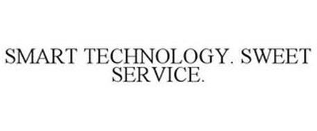 SMART TECHNOLOGY. SWEET SERVICE.