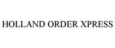 HOLLAND ORDER XPRESS