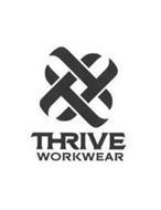 TTTT THRIVE WORKWEAR