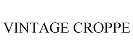 VINTAGE CROPPE