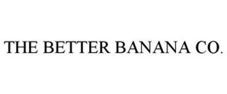 THE BETTER BANANA CO.