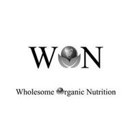 WON WHOLESOME ORGANIC NUTRITION