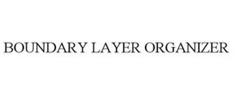 BOUNDARY LAYER ORGANIZER