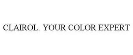 CLAIROL. YOUR COLOR EXPERT