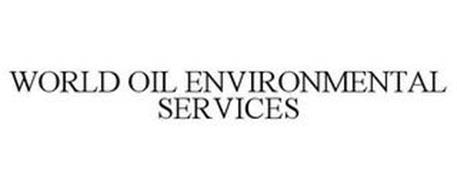 WORLD OIL ENVIRONMENTAL SERVICES