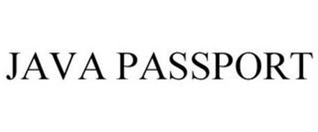 JAVA PASSPORT