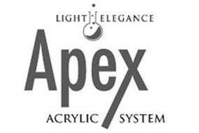 LIGHT ELEGANCE APEX ACRYLIC SYSTEM