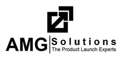 AMG SOLUTIONS THE PRODUCT LAUNCH EXPERTS