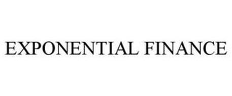 EXPONENTIAL FINANCE