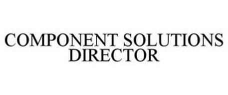 COMPONENT SOLUTIONS DIRECTOR