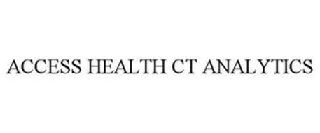 ACCESS HEALTH CT ANALYTICS
