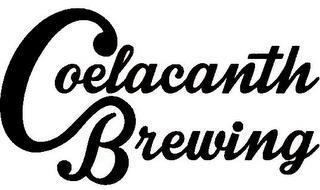 COELACANTH BREWING