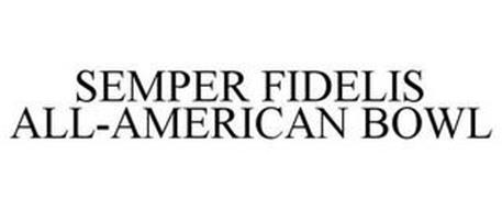 SEMPER FIDELIS ALL-AMERICAN BOWL