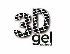 3D GEL CUBED