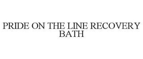 PRIDE ON THE LINE RECOVERY BATH