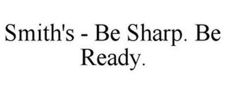 SMITH'S - BE SHARP. BE READY.