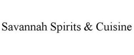 SAVANNAH SPIRITS & CUISINE