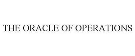 THE ORACLE OF OPERATIONS
