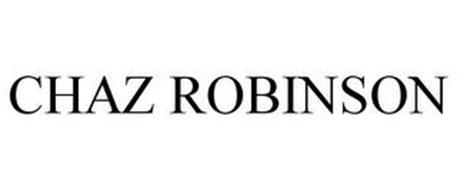 CHAZ ROBINSON
