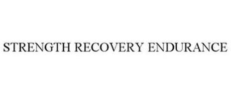 STRENGTH RECOVERY ENDURANCE