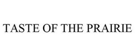 TASTE OF THE PRAIRIE