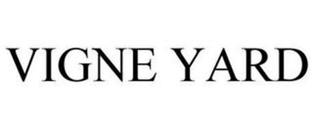 VIGNE YARD